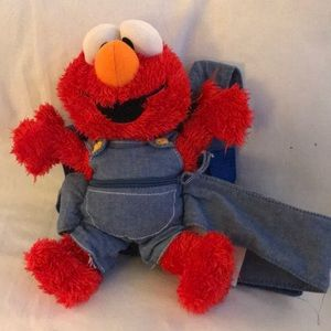MUNCHKIN Elmo harness- missing the strap